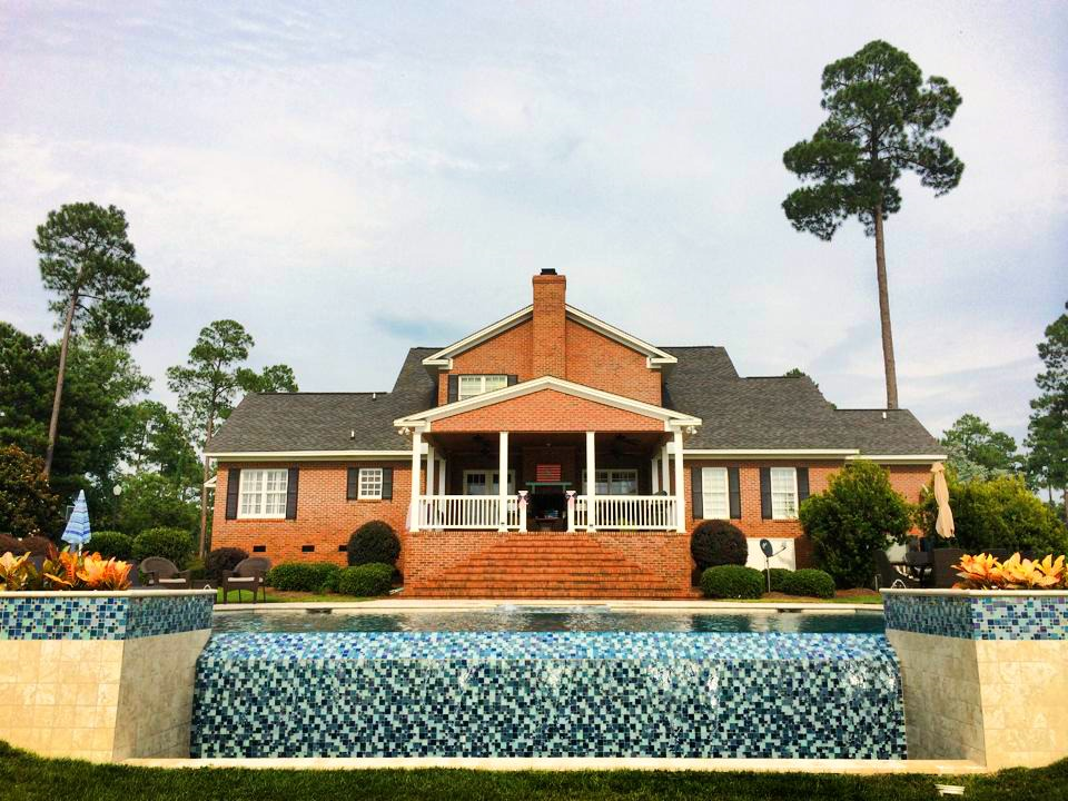 Lake blackshear mason hughes realty lake blackshear ga for Custom built brick homes